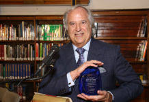 Stewart F. Lane inducted into Manhattan Jewish Hall of Fame 2018