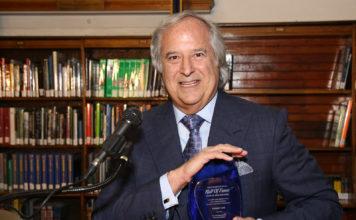 Stewart F. Lane inducted into Manhattan Jewish Hall of Fame 2018