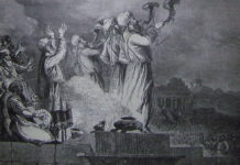 By illustrators of the 1890 Holman Bible [Public domain], via Wikimedia Commons