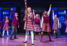School of Rock now on stage at the Civic Theatre