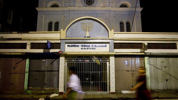 A Jewish Revival: Communities Return to Poland, Sicily and Myanmar