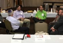Jewish community professionals, educators, rabbis and lay leaders recently met at Temple Kol Ami Emanu-El in Plantation to inaugurate the Thought Leadership Forum for the Jewish Disabilities Inclusion Project. (GOODMAN JEWISH FAMILY SERVICES OF)