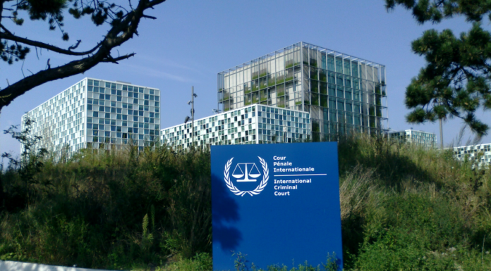 The International Criminal Court building in The Hague. Credit: Wikimedia Commons.