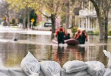 Jewish federations have started a Hurricane Florence relief fund. (Jewish Federations of North America/Courtesy)