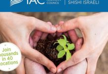 A mega-celebration of Tu B'Shevat, sponsored by the Israeli-American Council, will take place beginning on Friday, Jan. 18, and ending on Sunday, Jan. 20, 2019. Credit: IAC.
