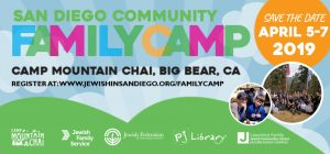 Join us at San Diego Family Camp 2019!