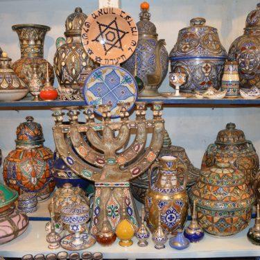 Moroccan Jewish handicrafts