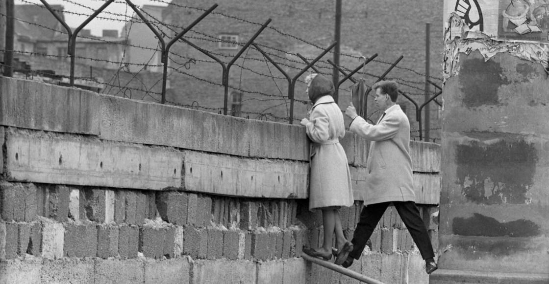 Resultado de imagen para muro de berlin